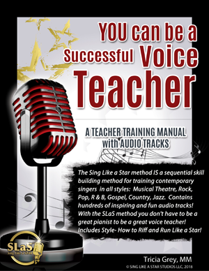 For Teachers & Vocal Coaches