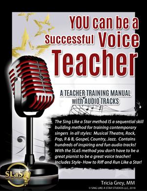 For Teachers & Vocal Coaches
