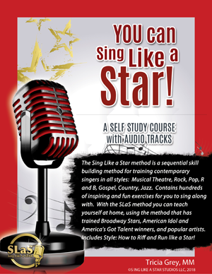 For singers - Males, Females & Children